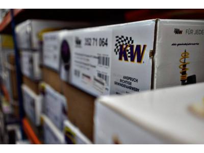 Zu Besuch bei KW Automotive