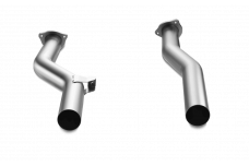 Front Link Pipe Set