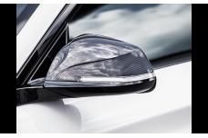 Außenspiegelkappen Set Carbon - Hochglanz