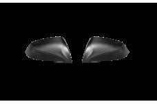Außenspiegelkappen Set Carbon - Matt
